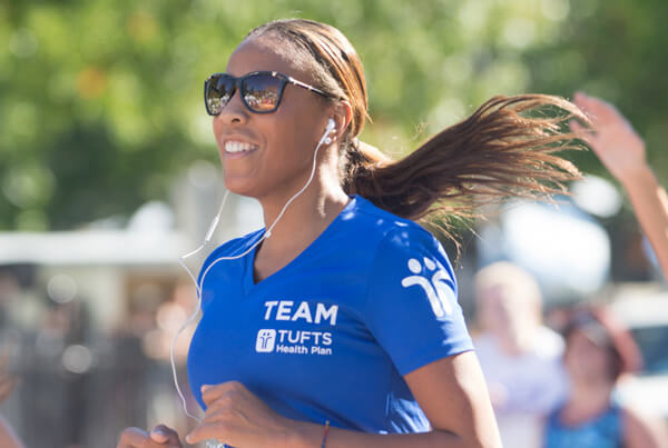 Tufts Health Plan 10K for Women 2015