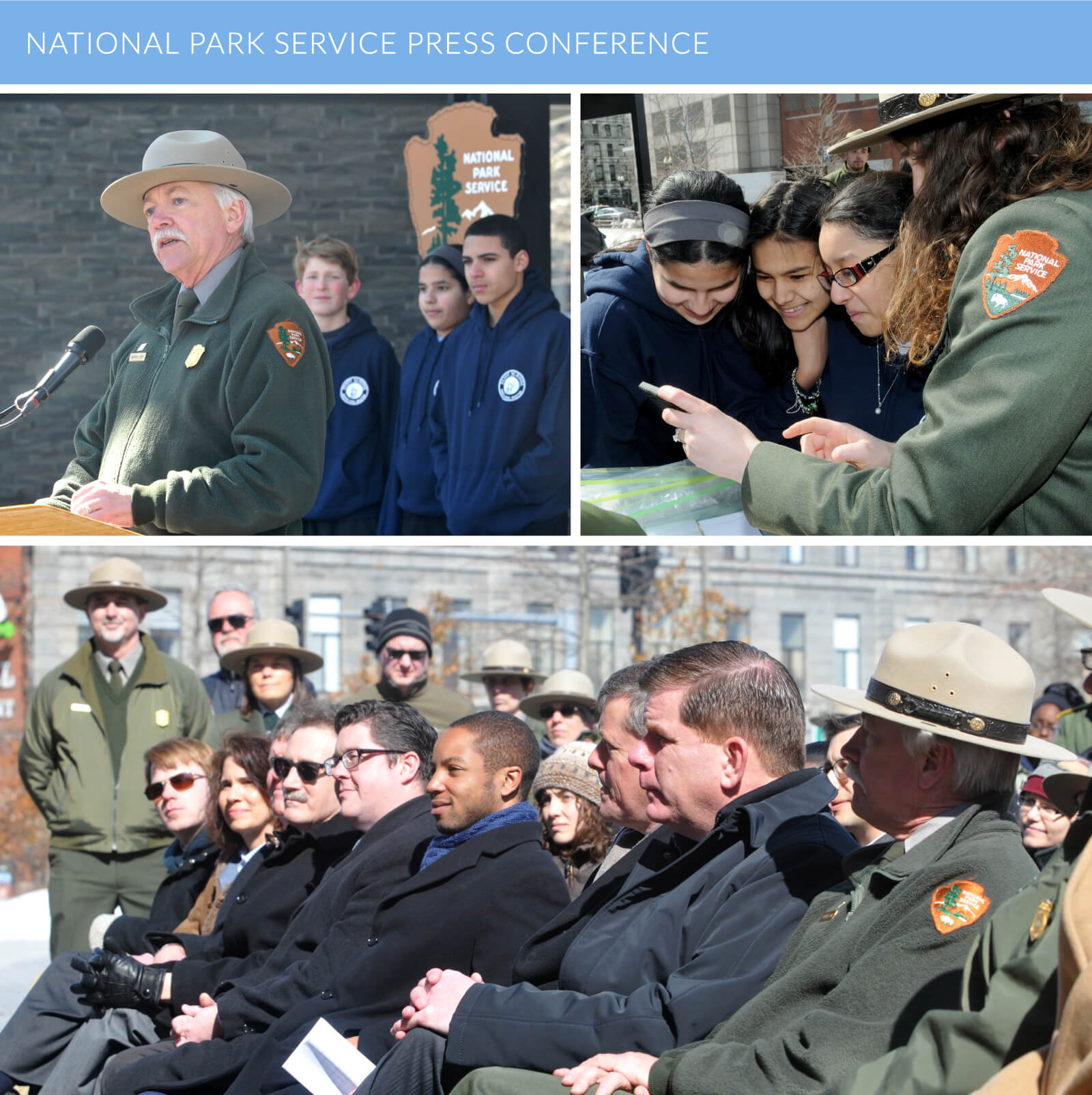 NPS Press Conference