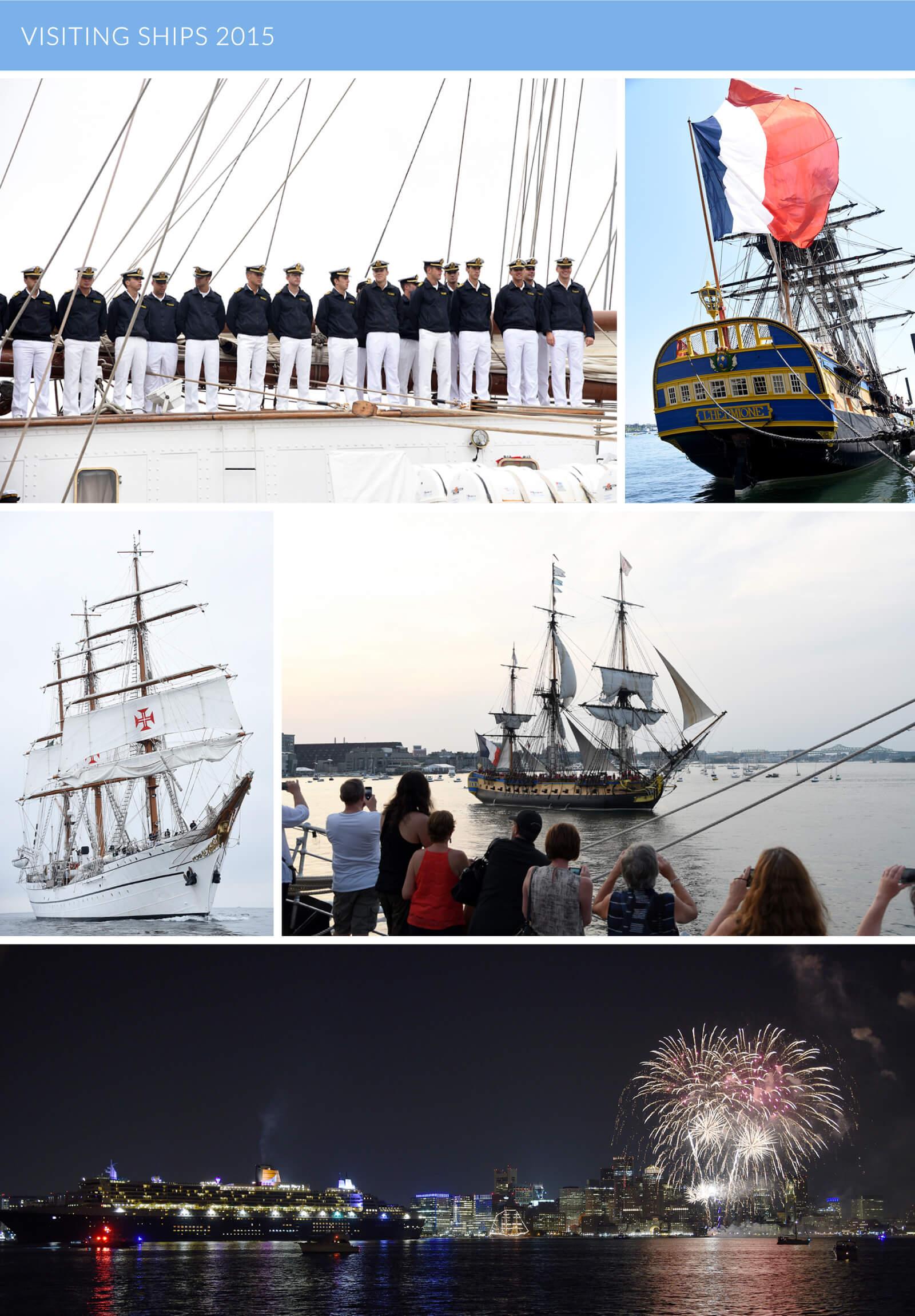 Visiting Ships