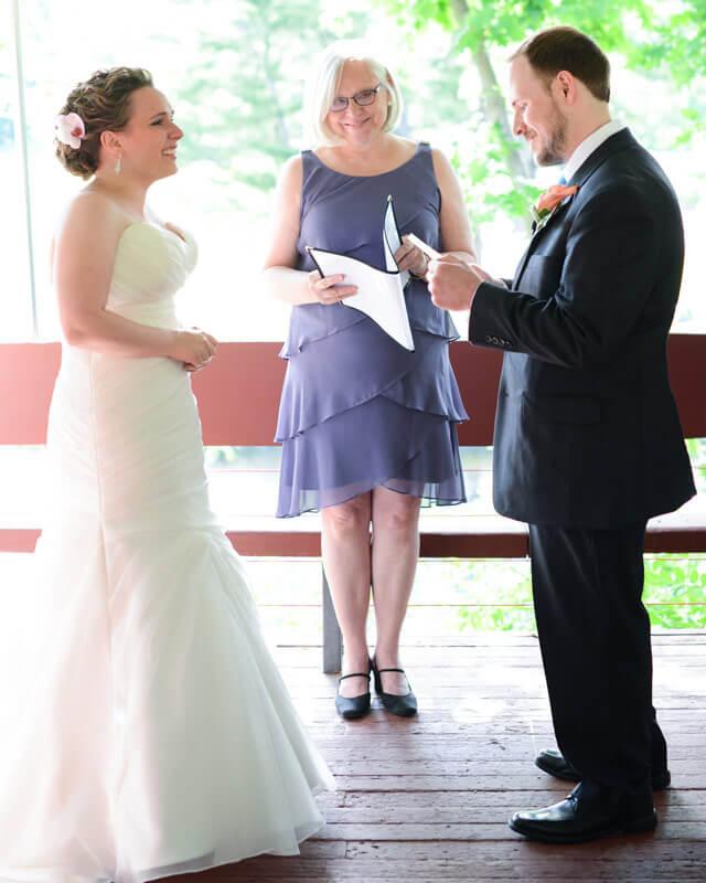 Erin wedding